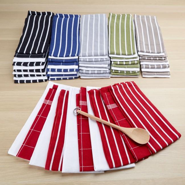 Kitchen Towel Set (7-Day Linen Rental)