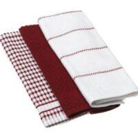kitchen towel set 7 day linen rental - Kitchen Towel Sets